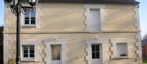Rénovation complète à Neuilly sous Clermont
